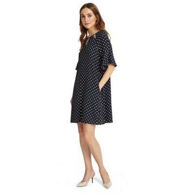 Zoe spot dress
