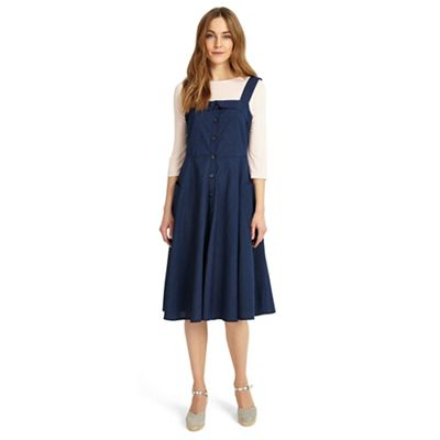 Dark chambray Darcie dress