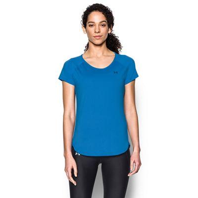 Light blue HeatGear CoolSwitch t-shirt