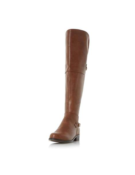 **Head Over Heels Dune Tan 'Tippi' Boots
