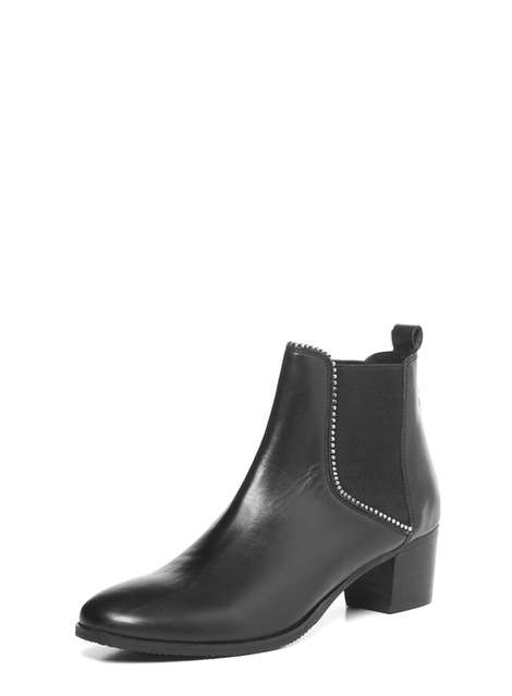 **Ravel Black Ankle Boots