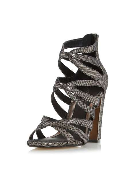 **Head Over Heels Dune Micha Ladies High Sandals