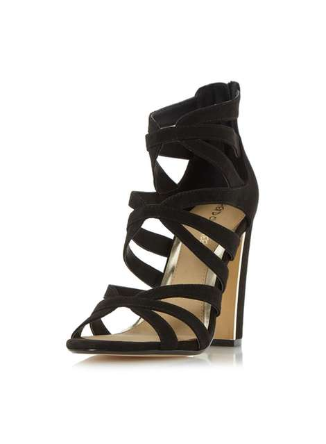 **Head Over Heels Micha High Sandals