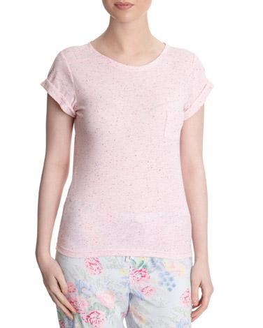Aqua Pyjama T-Shirt