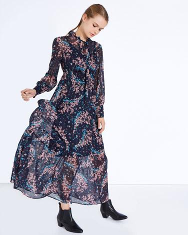 34371e5cd75c0 Savida Printed Dress