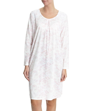Bouquet Print Nightdress