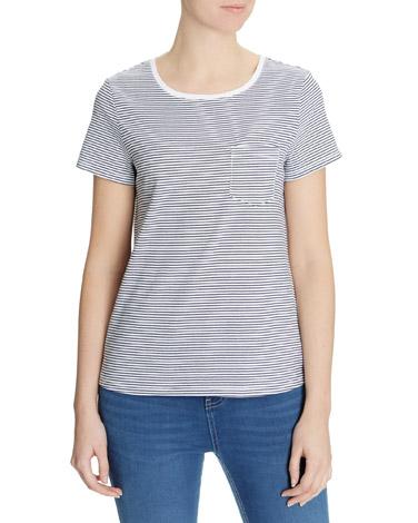 Striped Boxy T-Shirt