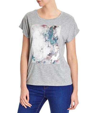 Graphic Foil T-Shirt