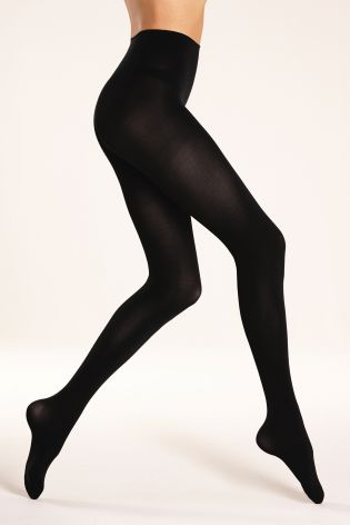 Active Legs 60 Denier Black Tights