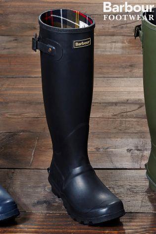 0987bc87 Shoes Mens Barbour Bede Winter Waterproof Wellington Snow Rain Mid Calf  Boots MRF0010BK31