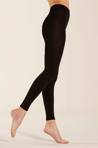 Black Super Cosy Leggings