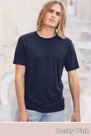 Crew Neck T-Shirt (1-7 Years)