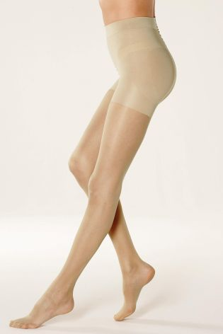 Bum, Tum And Thigh Shaping Nude 20 Denier Tights