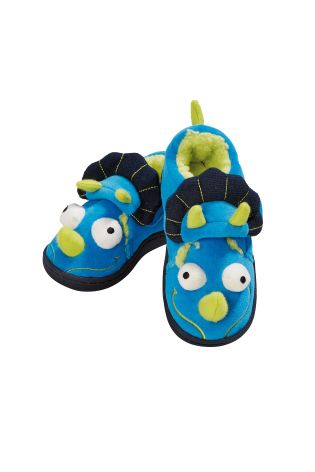3D Dino Slippers (Younger Boys)
