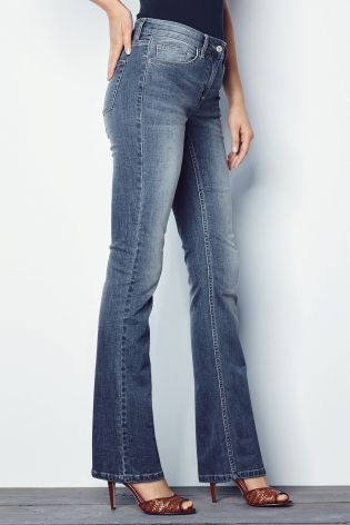 Authentic Boot Cut Jeans