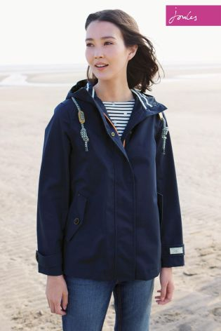 a8665bf08c2 Joules Coast Waterproof Hooded Jacket