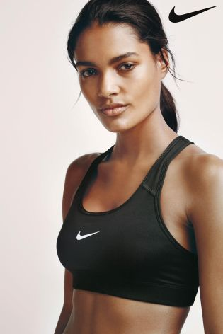 Black Nike Gym Pro Bra
