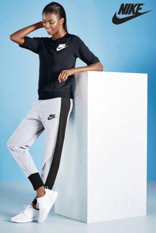 Black Nike Rally T-Shirt